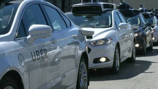 H11 uber kills pedestrian