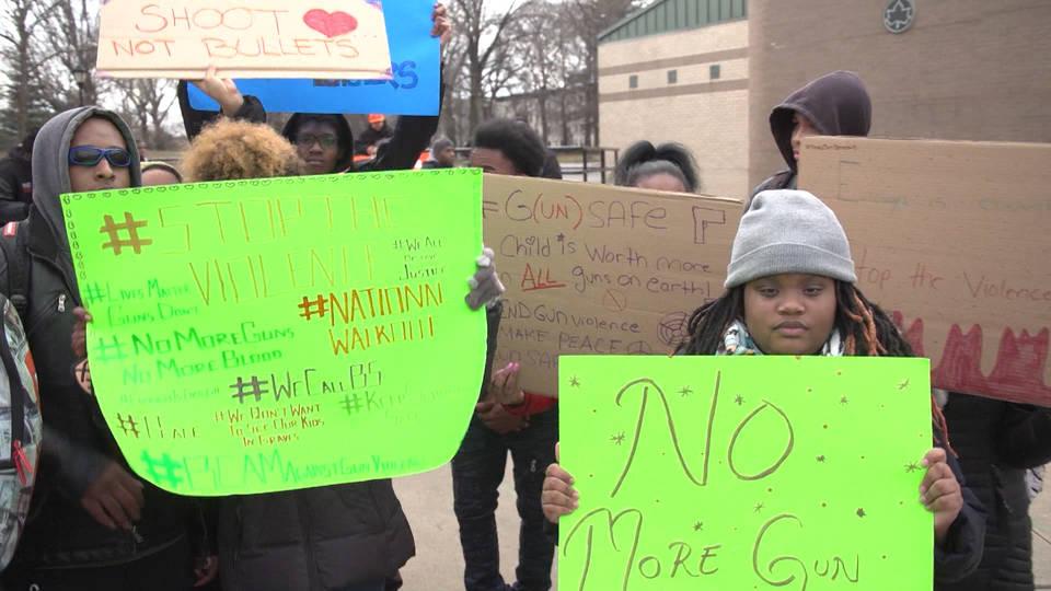 H10 police killings harm black population mental health