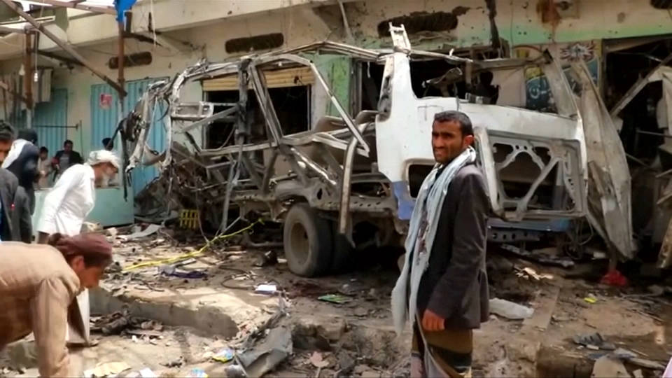 H9 yemen us backed saudi led strikes kill civilians