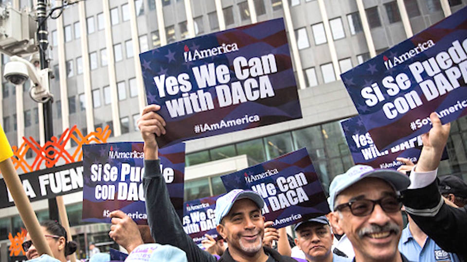 H12 supreme court daca justice department deferred action childhood arrivals