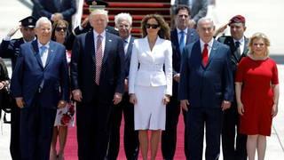 H01 trump israel