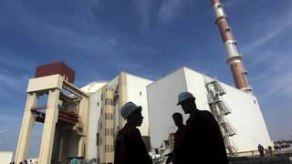 H10 iran nuclear plant