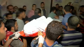 H7 palestinian killed