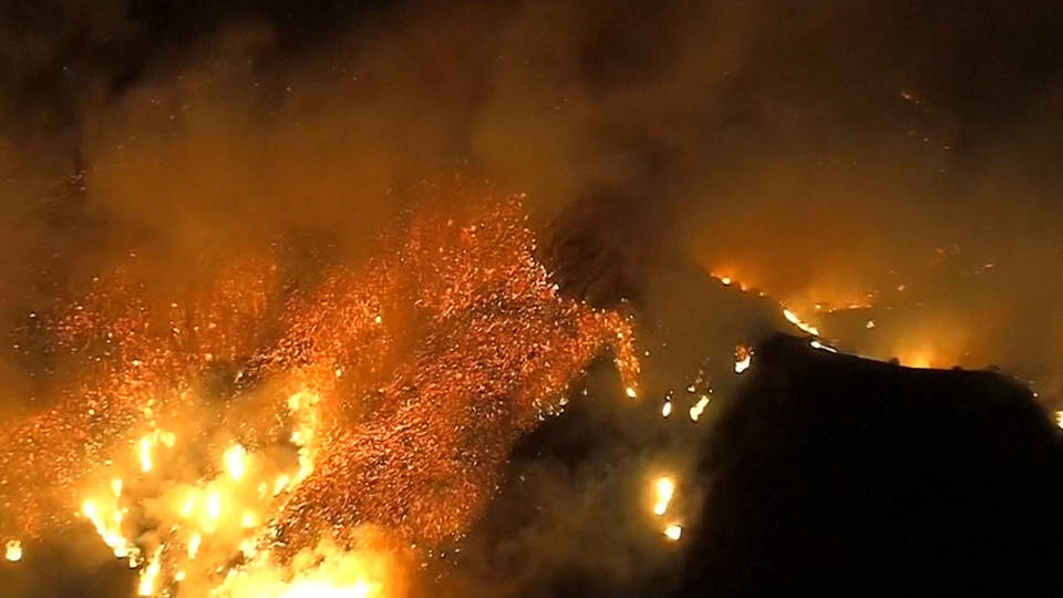 H2 california fires