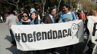 H4 supreme court heard oral arguments over daca program
