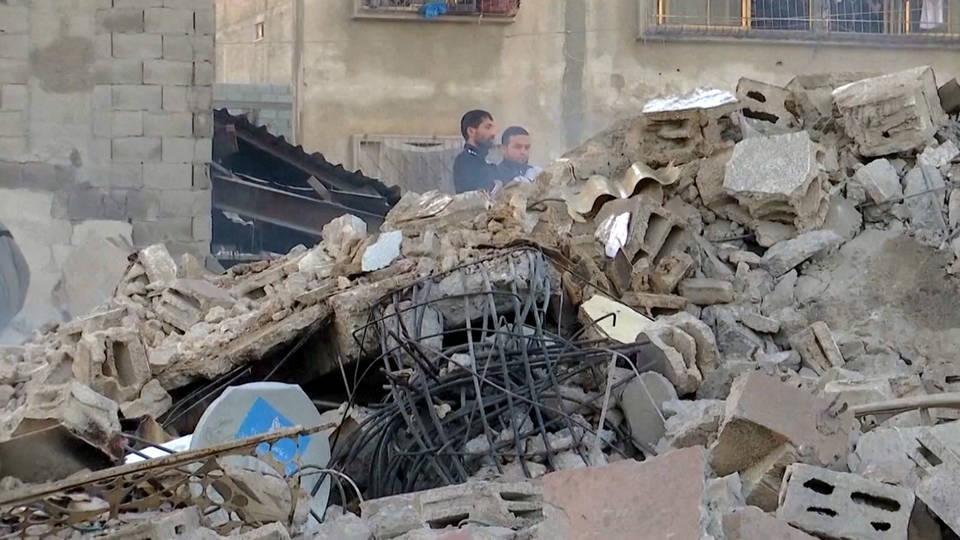 H10 gaza bombing
