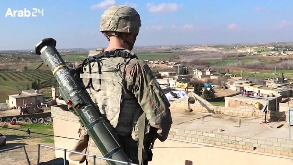 H6 us troops syria
