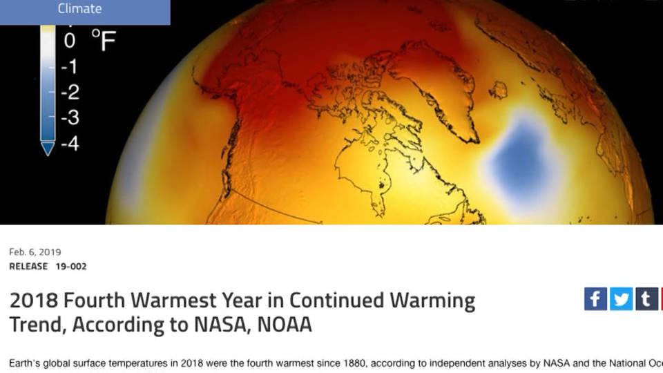 H3 nasa climate record