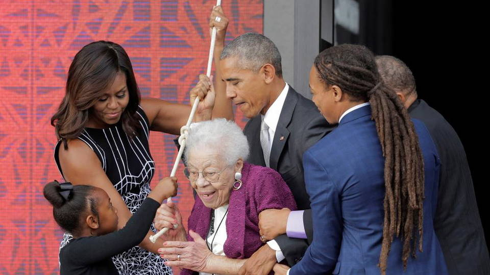 H6 african american museum opening bell