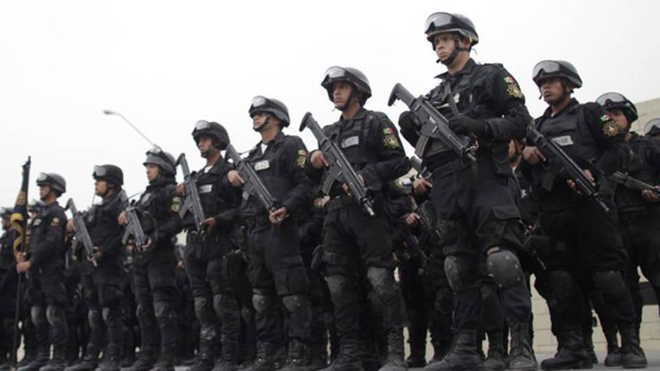 H12 mexico policia