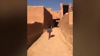 H08 saudi skirt
