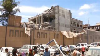 H8 yemen sanaa saudi airstrike
