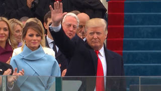 Trump inauguration ny prosecutors illegal spending campaign finance laws