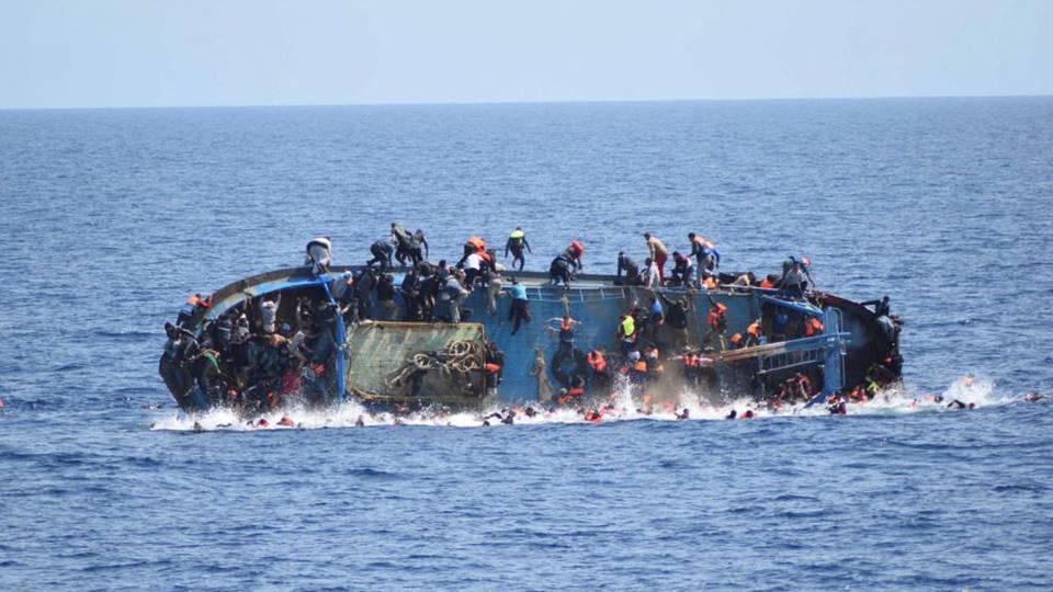Hdlns10 mediterranean migrants