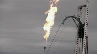 H12 frack gas