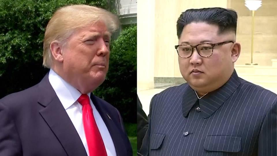 H2 us north korea talks