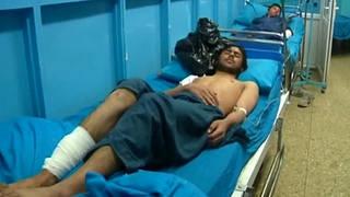 H6 afghan bombing victim