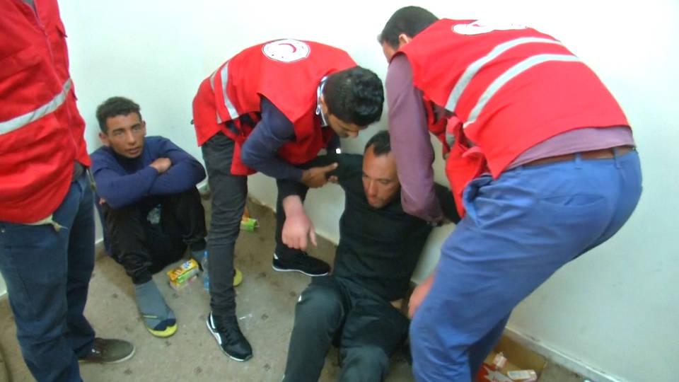 H12 libya migrants