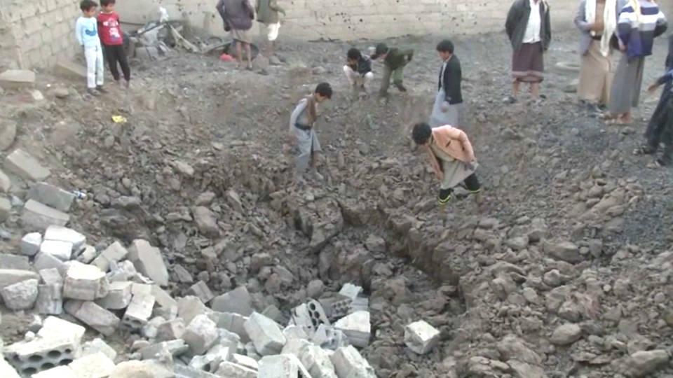 H5 yemen bombing