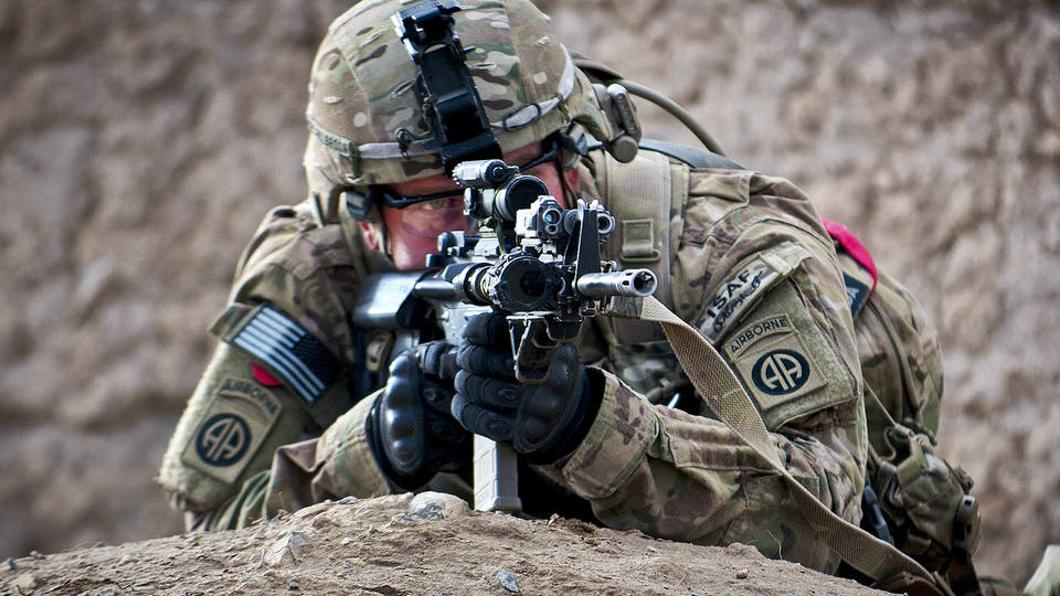 H2 us forces afghanisation un