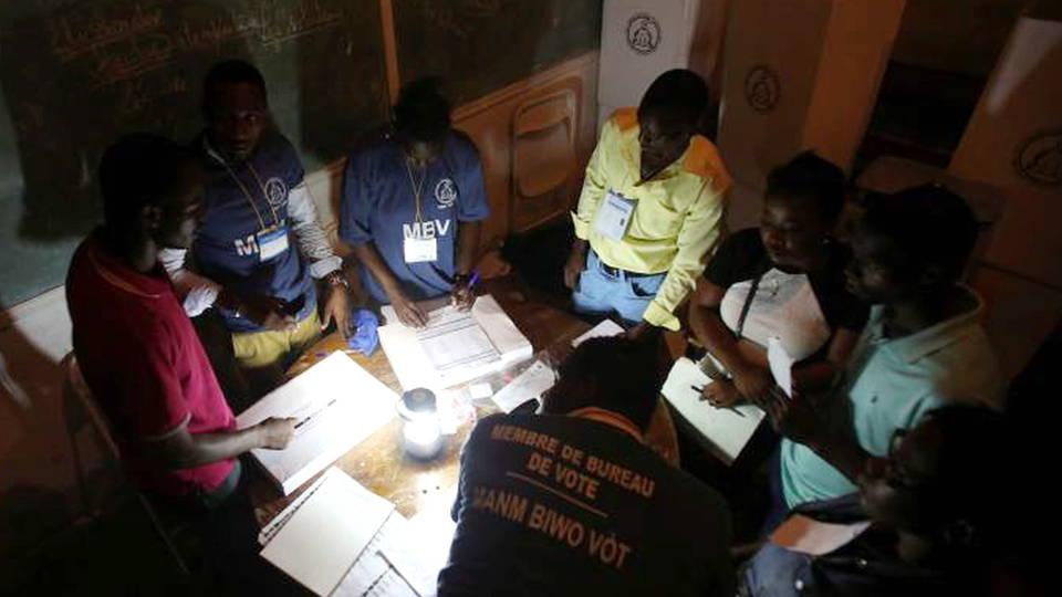 H13 haiti elections