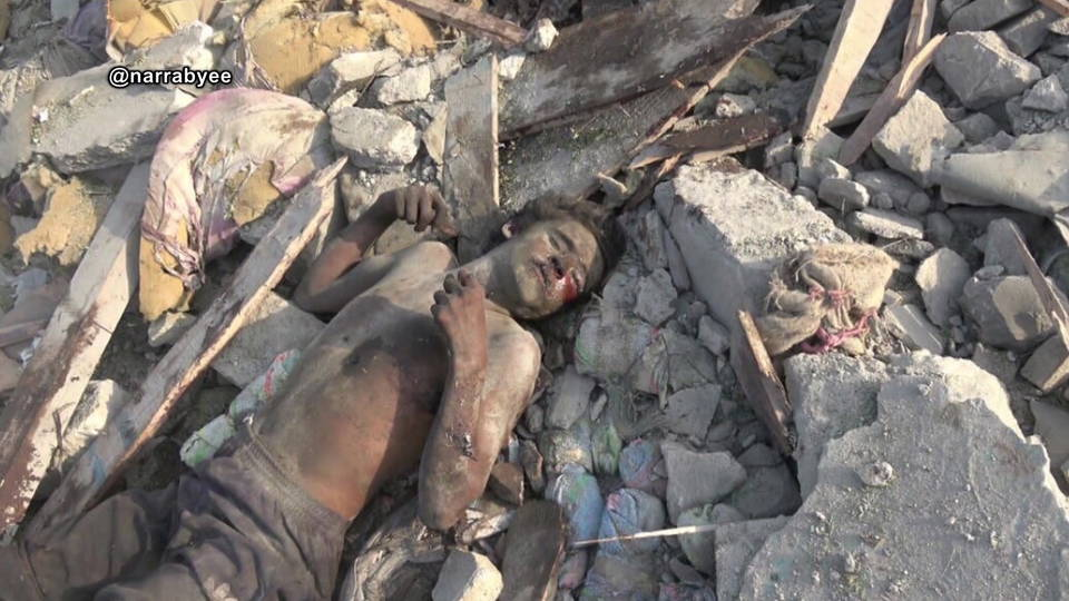 H07 yemen airstrike market