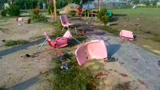H6 afghan cricket suicide bomb