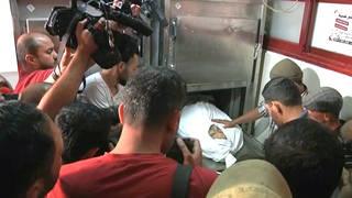 H3 palestinian death