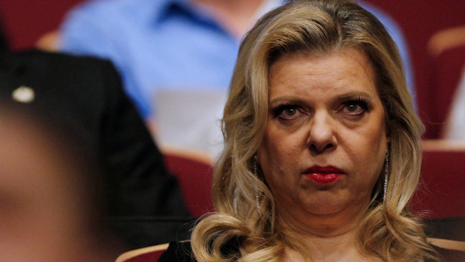 H16 sarah netanyahu indicted corruption israel1