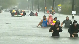 H4 tropical depression imelda floods texas rain storm