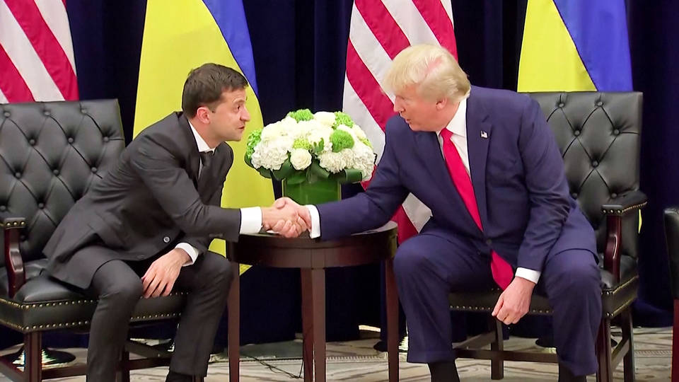 H1 white house halted ukraine aid 91 minutes after trump zelensky phone call pentagon