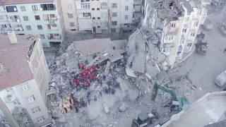 H5 turkey earthquake kills 38 at least 1600 hospitalized
