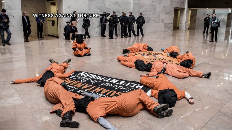 H07 guantanamo protest