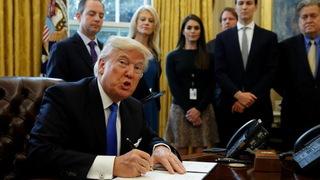 H02 trump signing