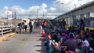H8 report 40 percent guatemalan honduran salvadoran migrants fled after relatives killed
