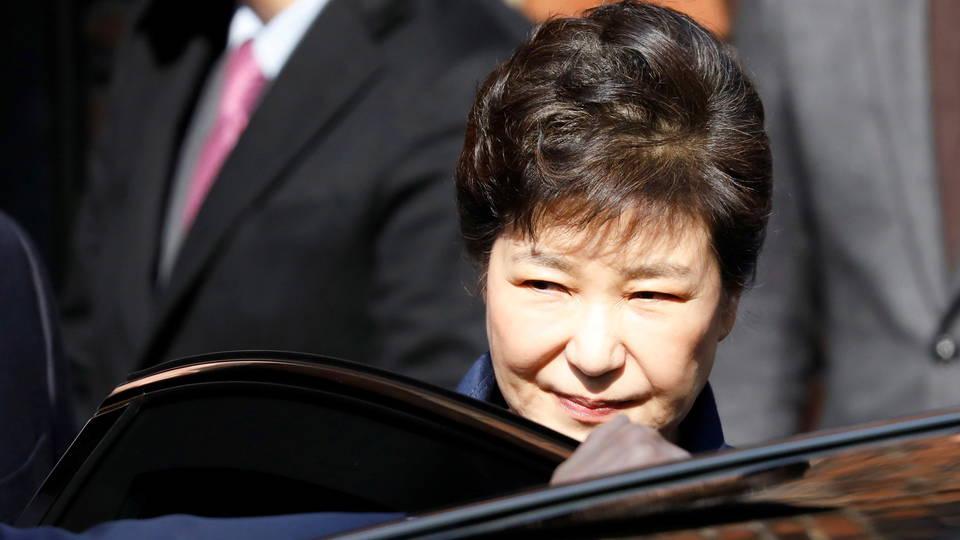 H13 park geun hye