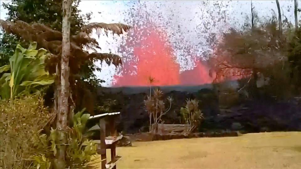 H12 hawaii volcano