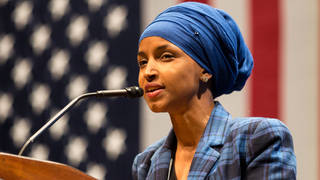 H3 ilhan omar could become first muslim woman congress