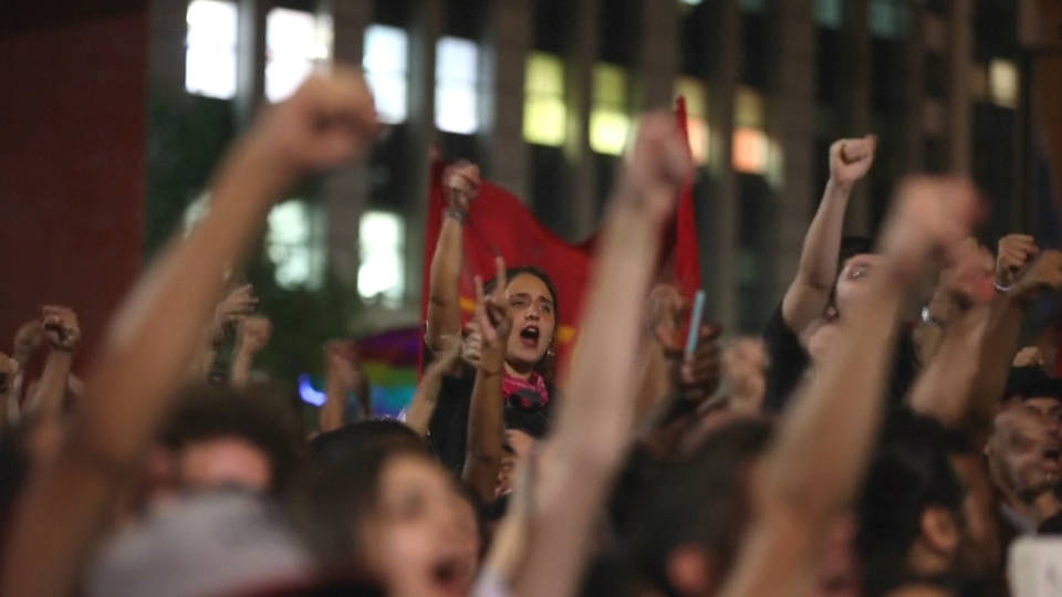 H6 brazil protesters