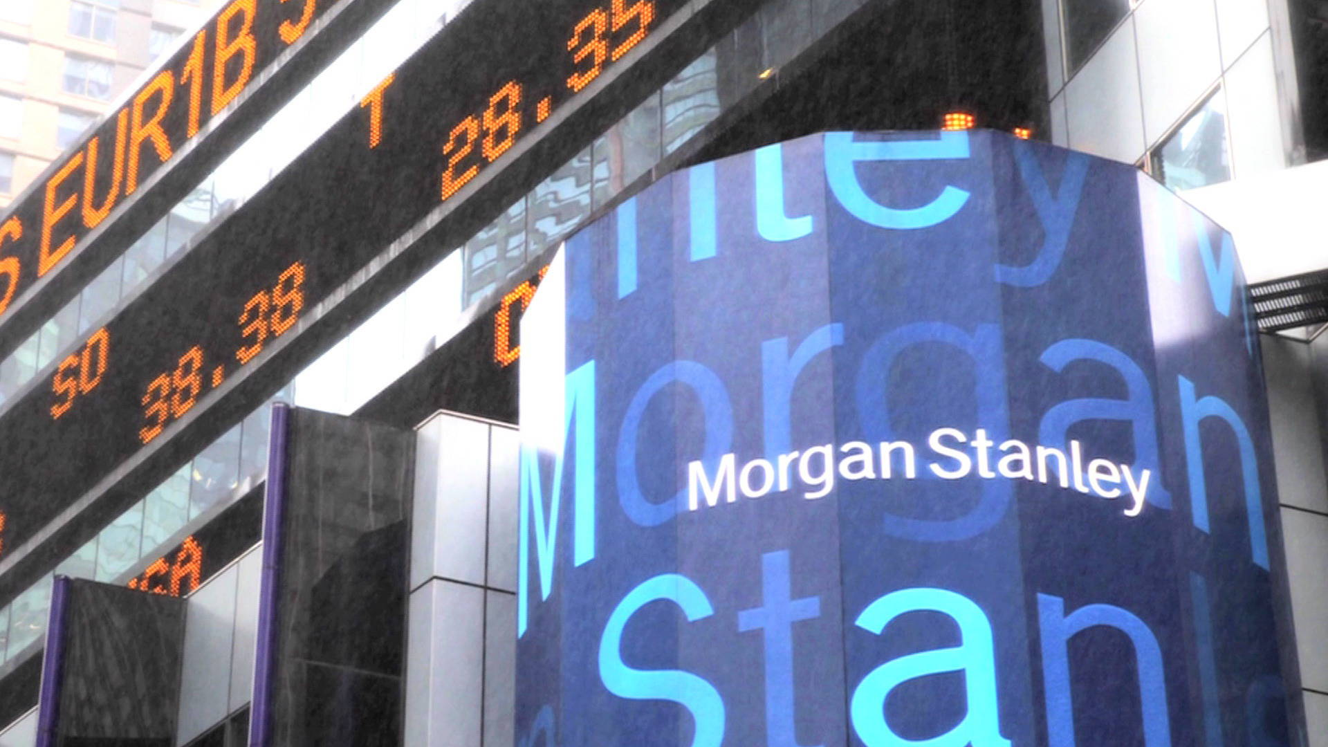 Morgan Stanley To Pay 3 2 Billion To Settle Allegation Of