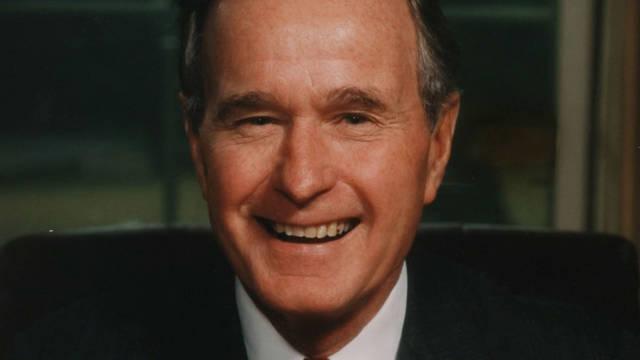 George h w bush 1