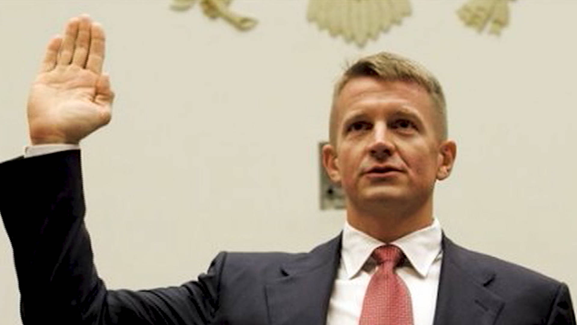 The Intercept: Erik Prince Pitched White House Plan for Global Network of Private Spies