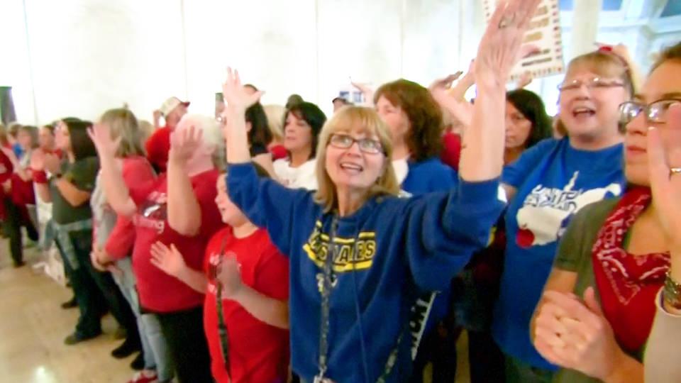 H1 west virginia teacher strike win