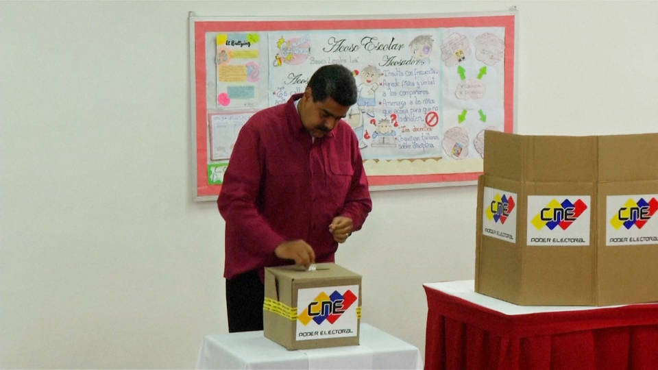H9 maduro wins venezuela eclection