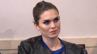 H2 democrats subpoena hope hicks house judiciary committee annie donaldson trump obstruction justice