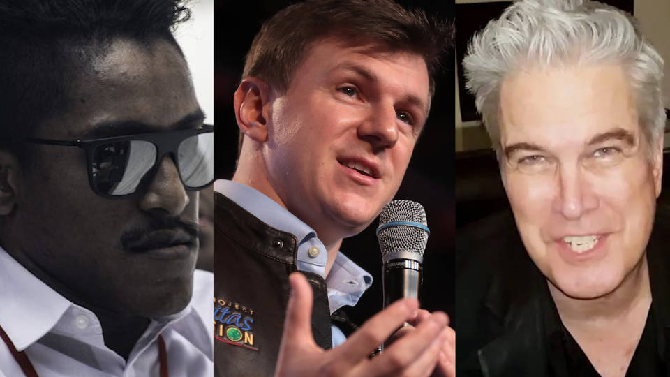 H8 white house social media summit bill mitchell ali alexander james okeefe