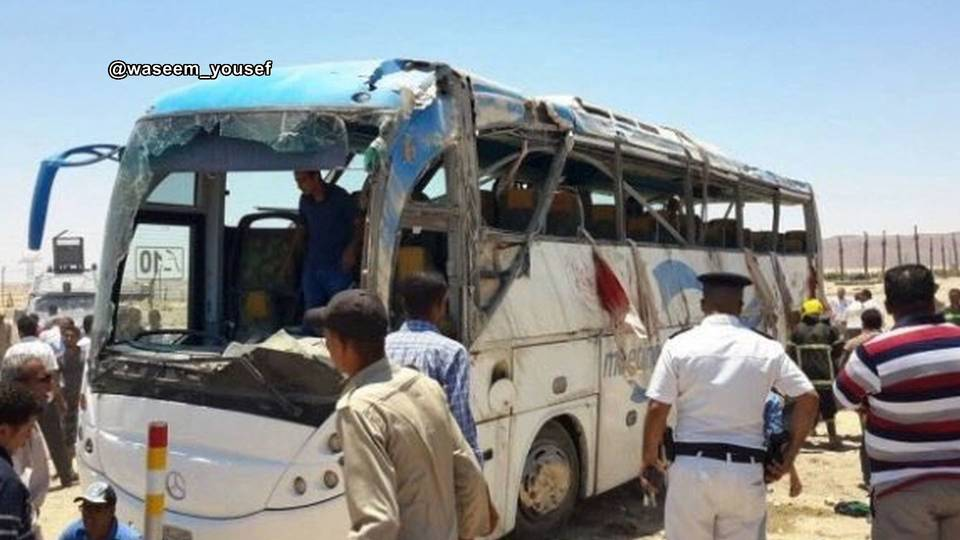 H5 egypt bus attack