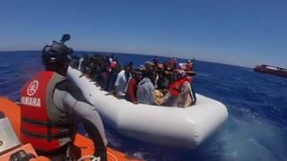 H11 refugees mediterranean