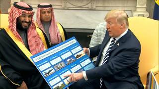 H2 trump saudi arms deal