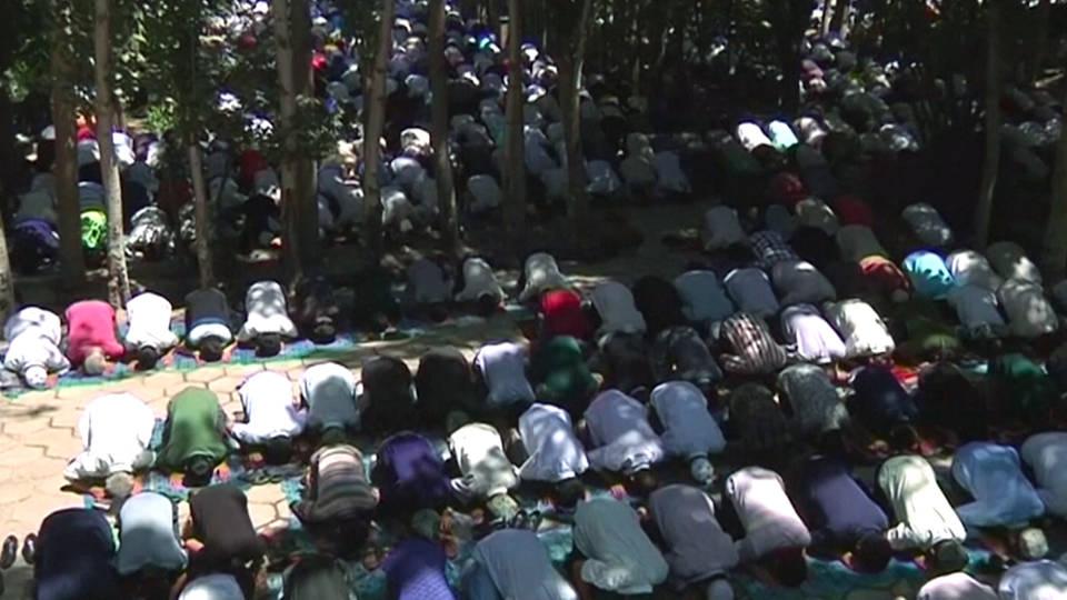 H4 uyghur muslims